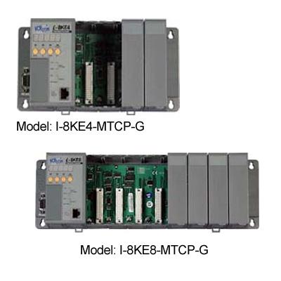 I-8KE4-MTCP-G & I-8KE8-MTCP-G : Backplane System Technology